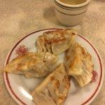 Fried Chicken Dumplings