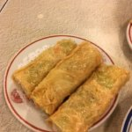 Fried Shrimp With Bean Curd Spring Roll.....a hit
