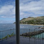 ShangriLa's Lani Overlooking The Pacific And Docks