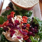 2 for you-Monterrey Club and Supefood Kale Salad
