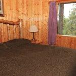 #26 Don's cabin king bedroom