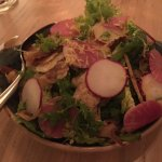 Non-traditional caesar salad