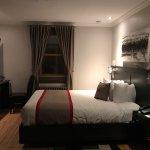Deux très belles chambres à l'Hotel Acadia