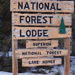 Foto de National Forest Lodge