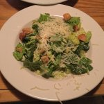 Caesar Salad - good amount, we felt a bit pricey