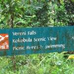 trails a little run-down in the rainy season