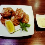 Chicken tatsute