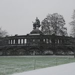 Deutsches Eck (German Corner) Foto