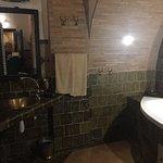 Magnifique salle de bain de la suite