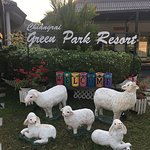 Photo de Chiangrai Green Park Resort