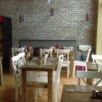 Cafe at Inn on the Park at Allensford Park