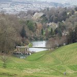 View towards Bath