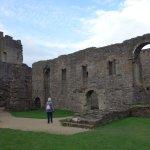 Not the best kept castle but original!