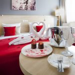 Romantic package - Double room Aquapalace Hotel Prague
