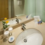 Bathroom Aquapalace Hotel Prague