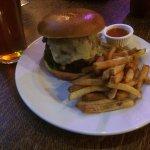 'The Bomb' Burger