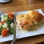 A lovely home cooked fish pie