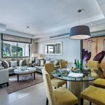 Superior - Living room area