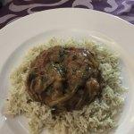 Beautiful meal at Romantica!