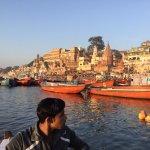 Morning Boat Ride in River Ganges, Varanasi
