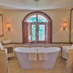 Detached Bathtub from Premium Suite