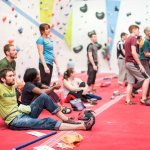 Adult Climbing Competition