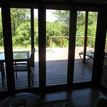 Idube Makubela Suite #1, view from room
