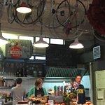 Un cadre .... original - boutique d'accessoires pour cycles et restaurant