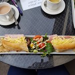 Very yummy baguette!