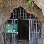 Cango Caves entrance.