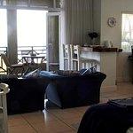 SHAKA'S SEAT - Beach Suite Lounge & Kitchenette Area.