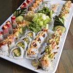 Sushi is available Monday-Sunday!