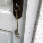 Cabin door key!!