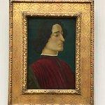 Botticelli - Giuliano de Medici
