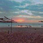 Ganpatipule Beach Sunset