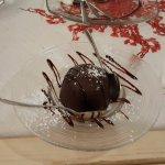 zuccotto al cioccolato