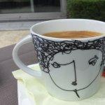 De koffie