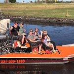 Happy happy happy! Airboat Life!!!