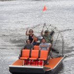 Capt. Duke's Airboat Rides is the premier airboat tour near Orlando, Florida.