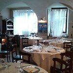 Foto panoramica ristorante