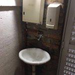Los baños un asco