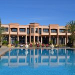Zalagh Kasbah Main Pool