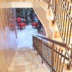 Escaliers de luxe