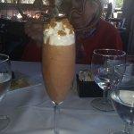 Chocolate moose.