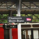 In Chamonix