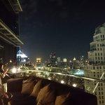 Outside Bar on 24 floor