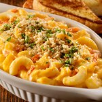Shrimp and Lobster Mac & Cheese