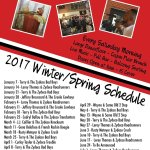 Zydeco Breakfast Schedule of Bands; new schedule through Dec posted 6/1