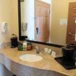 Room 405 sink/vanity
