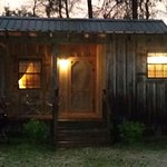 Mayhaw Ridge cabin